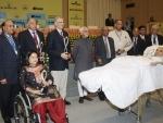 Narendra Modi takes oath as India's PM