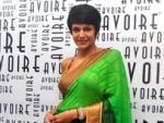 Mandira Bedi visits Kolkata