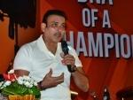 Ravi Shastri is NSHM Goodwill Ambassador