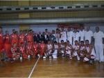 BSF beat BGB in friendly basketball match