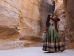 Jordan plays host to Indian television stars for shoot