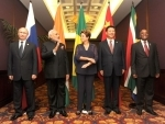 Modi with the other BRICS leaders ahead of G-20 Summit, in Brisbane
