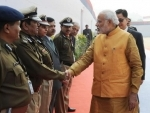 Modi calls for the creation of SMART police force