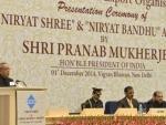 President presents Niryat Shree and NiryatBandhu Awards