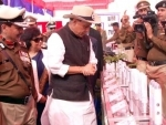 Union Home Minister lauds BSF for giving a befitting reply to Pakistan's ceasefire violations