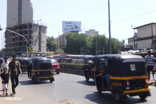AAP rolls out outdoor campaign in Mumbai