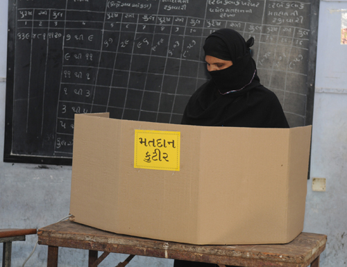 7th Phase of General Elections 2014