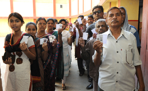 9th Phase of General Elections-2014