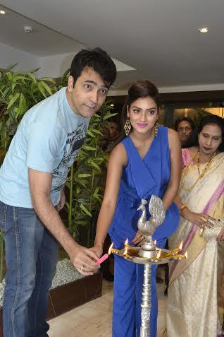 Abir, Nusrat launch new boutique hotel near Kolkata airport