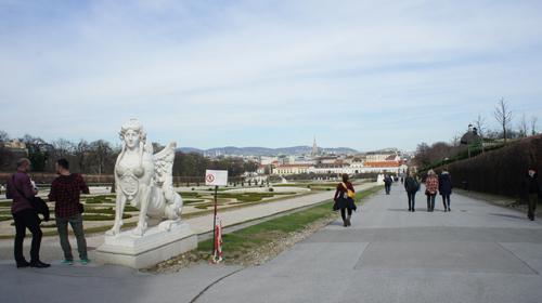 Vienna architectural marvel