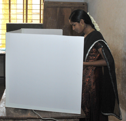 6th Phase of General Elections-2014