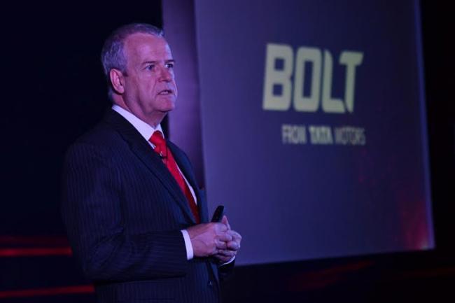 Bolt unveiled in Kolkata
