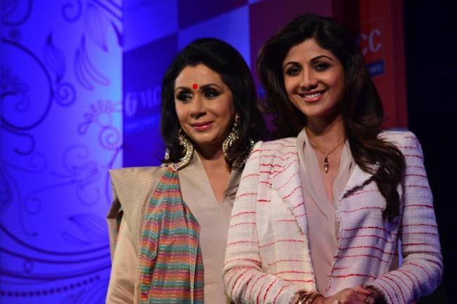 Shilpa launches YaP services in Kolkata