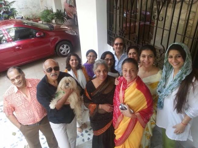 Tanishaa launched her production house 'T Mukherji Media'