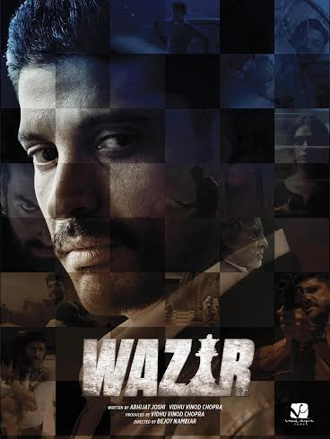 Wazir's posters released