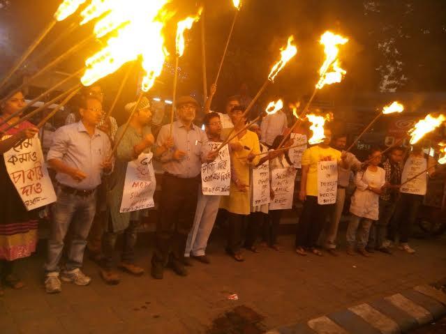 Kolkata supports Aamir Khan remark on intolerance