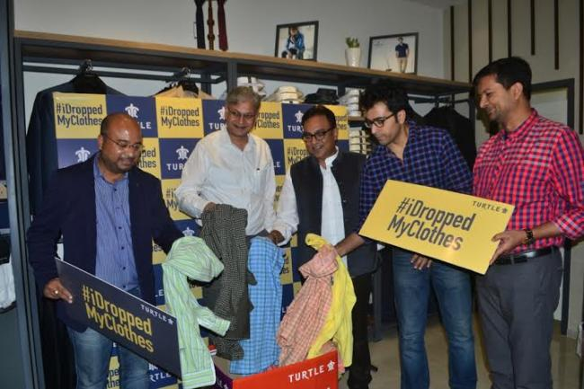 Abir Chatterjee pledges support towards 'IDroppedMyClothes' campaign