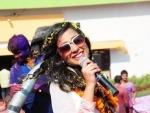 Kolkata's PC Chandra Gardens celebrates Holi