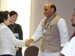 Singh holds bilateral meeting with Ministers of Japan and Russia