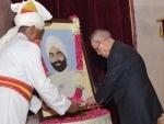 President pays tribute to Giani Zail Singh