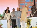 Modi launches three unique social security schemes in Kolkata