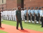 Tanzanian Chief of Defence Forces meets Indian COSC, CAS