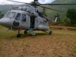 IAF continues to provide relief to stranded persons in quake hit Nepal