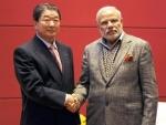Mr. Bon Joon Koo calls on the Prime Minister