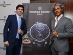 Swiss Brand Frederique Constant introduces brand ambassador ,unveils a new watch