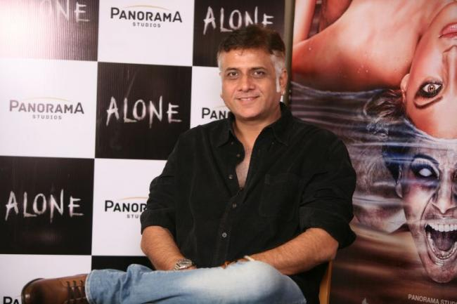 Alone is a love story where the ghost is the villain: Bhushan