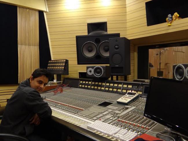 Shalmali Kholgade is musician Atif Afzal's lucky mascot