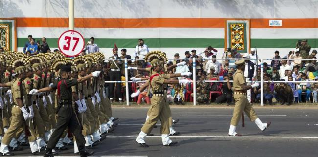 West Bengal observes 66th Republic Day