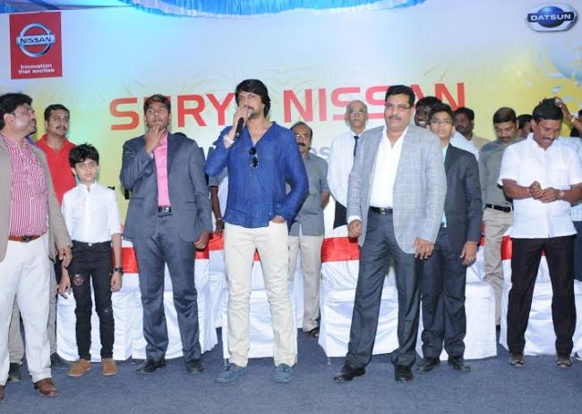 Nissan opens 189th dealer outlet in India