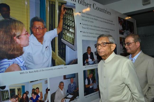 Prasanta Banerji Homeopathic Research Foundation hosts photography exhibition in Kolkata
