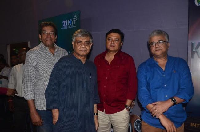 KIFF fever grips Kolkata