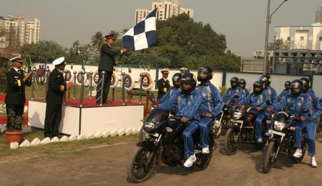 ICG launches coastal security awareness campaign in Kolkata