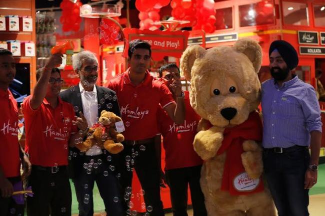Hamleys opens store in Kolkata