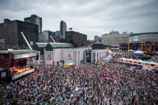 Canada hosts Montreal International Jazz Festival