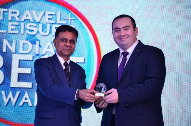 Travel+Leisure hosts 4th edition of India's Best Awards 2015