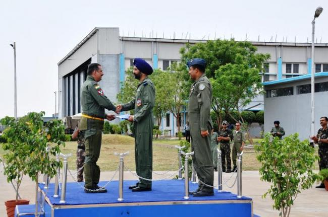 IAF's first two upgraded Mirage 2000 fighters land in Gwalior