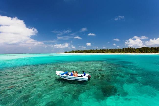 Maldives: Turquoise memories