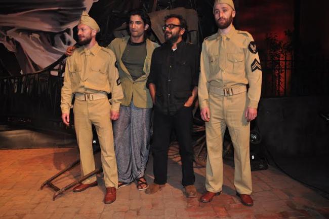 Byomkesh Bakshy trailer launched recreating Kolkata of 1943
