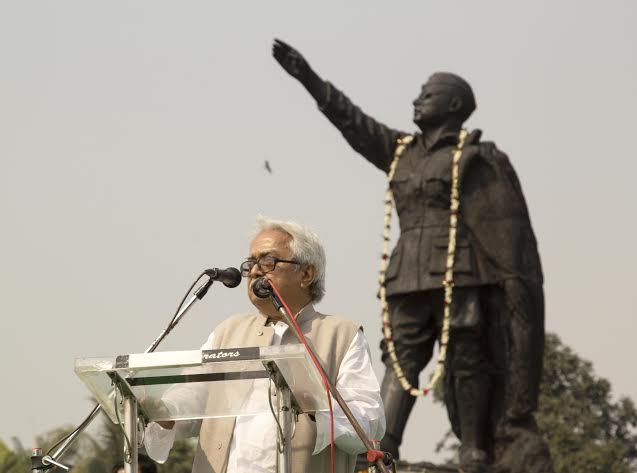 LF observes Netaji's birthday in Kolkata