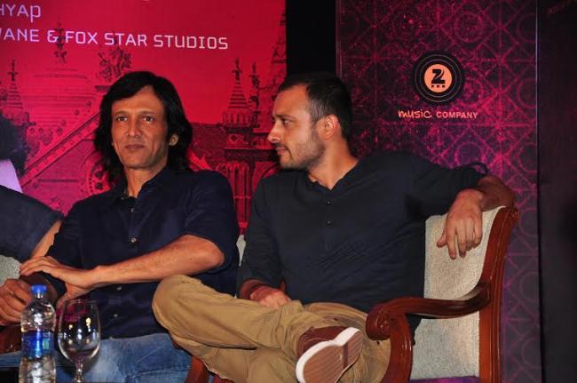 Bombay Velvet's second trailer launched