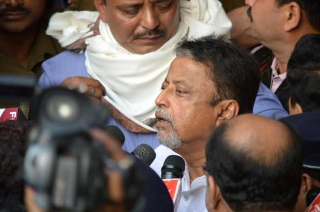 Mukul Roy faces CBI