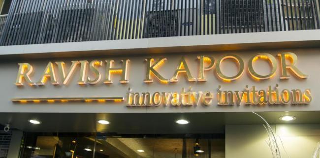 Neha Dhupia glams up opening of Ravish Kapoor store
