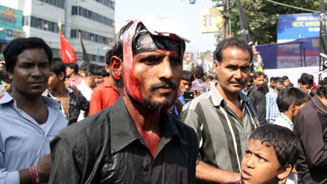 Muslims in Kolkata observe Muharram today