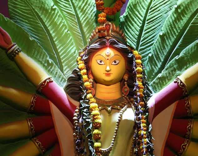 Bosepukur Sitalamandir