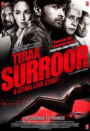 Himesh Reshammiya is back with Teraa Surroor
