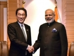 PM Narendra Modi meets Japanese ministers and also former PM on Friday